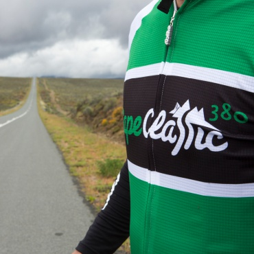 Cape Classic cycling shirts